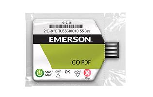 image de l'enregistreur de température USB GO PDF