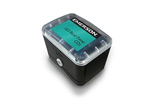 image de l'enregistreur de température connecté Go Real-Time CO2