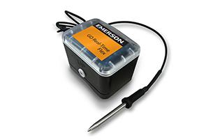image de l'enregistreur de température géolocalisé Go Real-Time FLEX