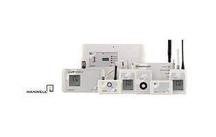 image de l'enregistreur de température radio Hanwell Pro