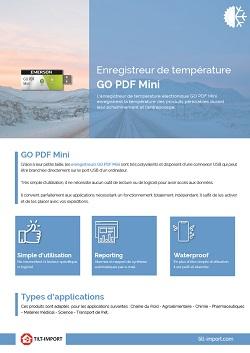 image de la documentation go pdf mini