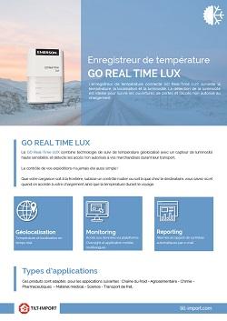 image de la documentation go real time lux