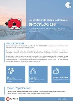 image de la documentation shocklog option température