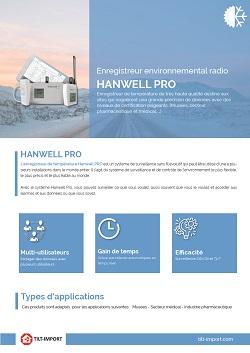 image de la documentation hanwell pro
